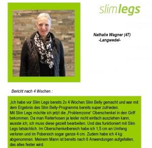 """Erfahrungen """"Slim Legs""""-Programm"""