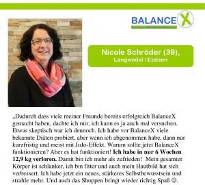 Erfahrungsberichte Abnehmen mit BalanceX