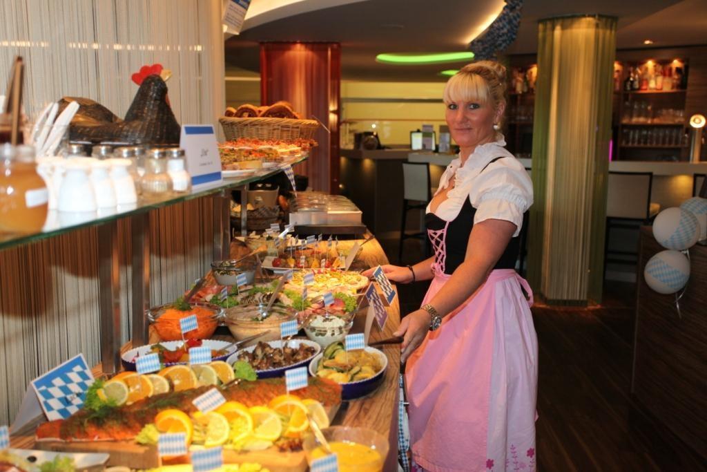 Oktoberfest-Frühstück